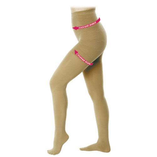 Бельо за отслабване Dr.Kliin - Шорти с чорапи