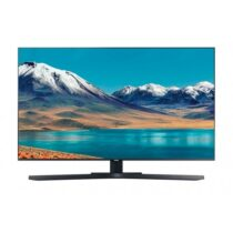 "Телевизор Samsung 43"" 43TU8502 4K Crystal UHD LED TV, SMART, Dual LED, 2800 PQI, Mega Contrast, HDR 10+, Crystal Processor 4K, WI-FI, 3xHDMI, 2xUSB, Bluetooth, Frameless, Black - Телевизори и монитори"