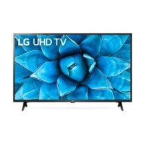 "Телевизор LG 43UN73003LC, 43"" 4K IPS UltraHD TV 3840 x 2160, DVB-T2/C/S2, webOS Smart TV, ThinQ AI, Quad Core Processor 4K, WiFi 802.11ac, Black - Телевизори"
