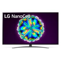 "Телевизор LG 49NANO863NA, 49"" 4K IPS HDR Smart Nano Cell TV, 3840x2160, 200Hz, DVB-T2/C/S2, Alpha 7 III, Cinema HDR, webOS ThinQ, AI functions, LG TONE Free Wireless Earbuds - Телевизори"