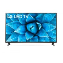 "Телевизор LG 55UN70003LA, LED, Smart TV, 55"" (139.70см), 4K IPS UltraHD TV 3840 x 2160, DVB-T2/C/S2, webOS Smart TV, ThinQ AI, Quad Core Processor 4K, HDR10 PRO 4K/2K, Miracast / AirPlay 2, HDMI, CI, LAN, USB, Bluetooth - Телевизори"