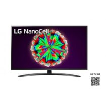 "Телевизор LG 55NANO793NE, LED, Smart TV, 55"" (139.70 см), 4K IPS HDR Smart Nano Cell TV, 3840x2160, 200Hz, DVB-T2/C/S2, 4K Active HDR ,HDR 10, webOS, AI functions, WiFi 802.11.ac, Voice Controll, Bluetooth 5.0, Miracast - Телевизори"