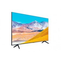 "Телевизор Samsung 55TU8072, 55"", 4K Crystal UHD LED TV, SMART, 2100 PQI, Mega Contrast, HDR 10+, Crystal Processor 4K, Dolby Digital Plus, Bixby, Черен - Телевизори и монитори"