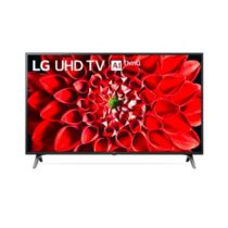 "Телевизор LG 60UN71003LB, LED, Smart TV, 60"" (152.4 см), 4K IPS UltraHD TV 3840 x 2160, DVB-T2/C/S2, webOS Smart TV, ThinQ AI, Quad Core Processor 4K, Черен - Телевизори и монитори"