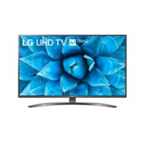 "Телевизор LG 65UN74003LB, LED, Smart TV, 65"" (165.10 см), 4K IPS UltraHD TV 3840 x 2160, DVB-T2/C/S2, webOS Smart TV, ThinQ AI, Quad Core Processor 4K, Dark Iron Gray - Телевизори и монитори"